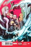 Cover for Uncanny X-Men (Marvel, 2013 series) #30 [Direct Edition]