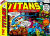 Cover for The Titans (Marvel UK, 1975 series) #51