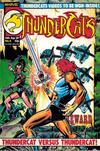 Cover for ThunderCats (Marvel UK, 1987 series) #4