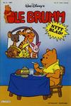 Cover for Ole Brumm (Hjemmet, 1981 series) #2/1981