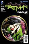 Cover for Batman (DC, 2011 series) #38 [Andy Kubert Variant]