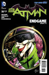 Cover Thumbnail for Batman (2011 series) #38 [Andy Kubert Cover]