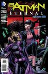 Cover for Batman Eternal (DC, 2014 series) #43