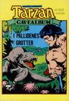 Cover for Tarzan album (Atlantic Forlag, 1977 series) #1/1987 - Tarzan's gavenummer