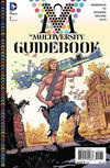 Cover Thumbnail for The Multiversity Guidebook (2015 series) #1 [Tom Fowler Homage Cover]