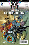 Cover Thumbnail for The Multiversity Guidebook (2015 series) #1 [Phil Jimenez History of the Multiverse Cover]