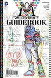 Cover Thumbnail for The Multiversity Guidebook (2015 series) #1 [Grant Morrison Sketch Cover]
