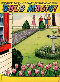 Cover Thumbnail for Bulb Magic (American Comics Group, 1956 series)