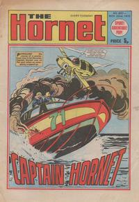 Cover Thumbnail for The Hornet (D.C. Thomson, 1963 series) #637
