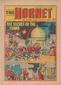 Cover Thumbnail for The Hornet (D.C. Thomson, 1963 series) #216