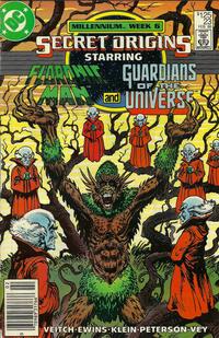 Cover for Secret Origins (DC, 1986 series) #23