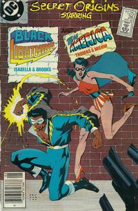 Cover Thumbnail for Secret Origins (DC, 1986 series) #26 [Newsstand]
