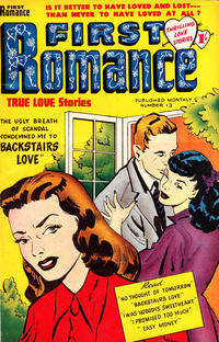 Cover Thumbnail for First Romance (Magazine Management, 1952 series) #13