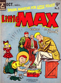 Cover Thumbnail for Little Max Comics (Magazine Management, 1955 series) #5