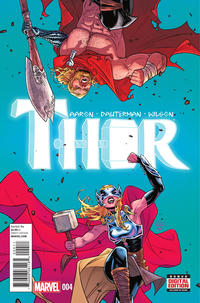 Cover Thumbnail for Thor (Marvel, 2014 series) #4
