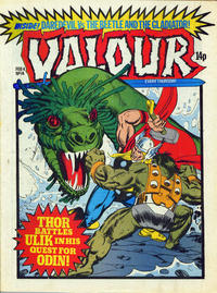 Cover Thumbnail for Valour (Marvel UK, 1980 series) #14