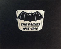 Cover Thumbnail for Batman: The Dailies, 1943-46 (Kitchen Sink Press; DC, 1991 series)