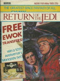 Cover Thumbnail for Return of the Jedi Weekly (Marvel UK, 1983 series) #99