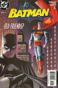 Cover Thumbnail for Batman (DC, 1940 series) #640 [Direct]