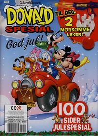 Cover Thumbnail for Donald spesial (Hjemmet / Egmont, 2013 series) #[4/2014]