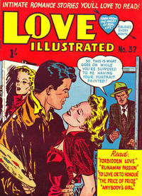Cover Thumbnail for Love Illustrated (Magazine Management, 1952 series) #37