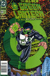 Cover Thumbnail for Green Lantern (1990 series) #51 [Newsstand Edition]