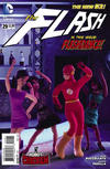 Cover Thumbnail for The Flash (2011 series) #29 [Robot Chicken Cover]