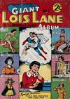 Cover for Giant Lois Lane Album (K. G. Murray, 1964 ? series) #1