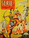 Cover for Seriemagasinet (Serieforlaget / Se-Bladene / Stabenfeldt, 1951 series) #2/1954
