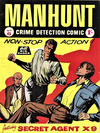 Cover for Manhunt (World Distributors, 1959 series) #6