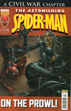 Cover for The Astonishing Spider-Man (Panini UK, 2007 series) #57