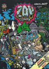 Cover Thumbnail for Zap Comix (1982 ? series) #5 [4th print- 2.00 USD]
