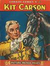 Cover for Cowboy Comics (Amalgamated Press, 1950 series) #82