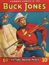 Cover for Cowboy Comics (Amalgamated Press, 1950 series) #170