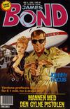 Cover for James Bond (Semic, 1979 series) #8/1992