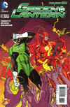 Cover for Green Lantern (DC, 2011 series) #38 [Flash 75th Anniversary Cover]