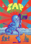 Cover Thumbnail for Zap Comix (1969 series) #4 [3rd print- 0.50 USD]