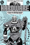 Cover for Hardware (DC, 1993 series) #1 [Platinum Edition]