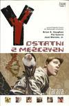 Cover for Y ostatni z mężczyzn (Manzoku, 2008 series) #1 - Zaraza