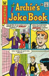 Cover for Archie's Joke Book Magazine (Archie, 1953 series) #221
