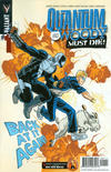 Cover for Quantum and Woody Must Die! (Valiant Entertainment, 2015 series) #1 [Cover A - Mike Hawthorne]