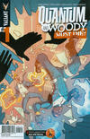 Cover for Quantum and Woody Must Die! (Valiant Entertainment, 2015 series) #1 [Cover B - Johnnie Christmas]