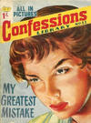 Cover for Confessions Library (Amalgamated Press, 1959 series) #11