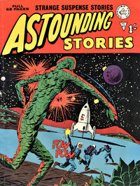 Cover Thumbnail for Astounding Stories (Alan Class, 1966 series) #42