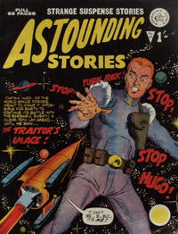Cover Thumbnail for Astounding Stories (Alan Class, 1966 series) #43