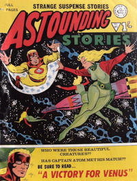 Cover Thumbnail for Astounding Stories (Alan Class, 1966 series) #41