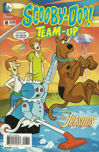 Cover Thumbnail for Scooby-Doo Team-Up (DC, 2014 series) #8 [Direct Sales]