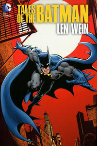 Cover Thumbnail for Tales of the Batman: Len Wein (DC, 2014 series)