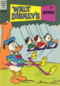 Cover Thumbnail for Walt Disney's Comics (W. G. Publications; Wogan Publications, 1946 series) #372