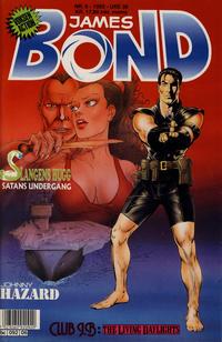 Cover Thumbnail for James Bond (Semic, 1979 series) #6/1993
